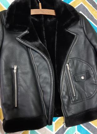 Кожана куртка / косуха