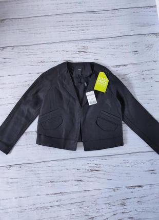 Чорний піджак від next