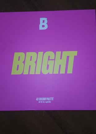Палетка beauty bay bright