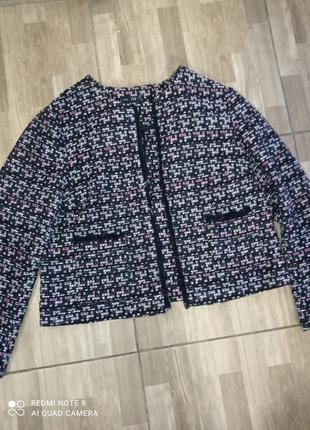 Новый твидовый пиджак