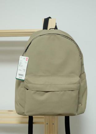 Новый вместительный рюкзак от бренда uniqlo