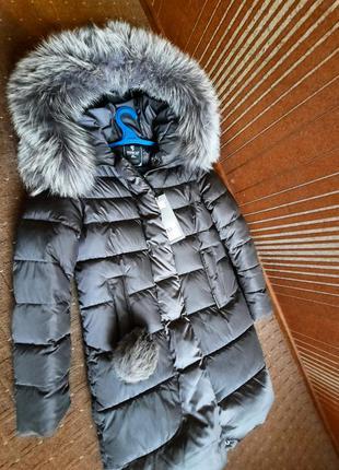 Распродажа!!!зимняя куртка пуховик peercat,зимнее пальто