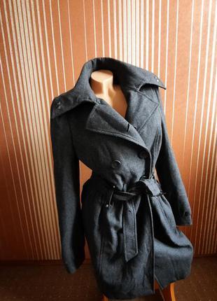 Шерстянное пальто coolcat