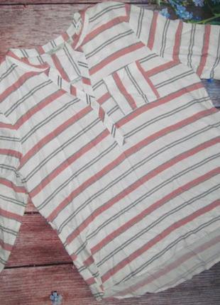 Оригинальная блуза-рубашка