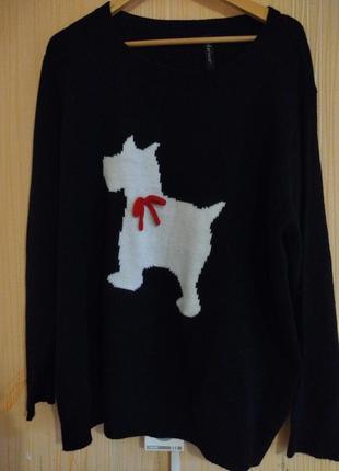 Супер свитерок 62 -64 размера пог 70 см