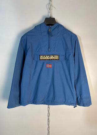 Тёплый анорак куртка napapijri rainforest оригинал