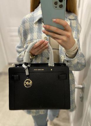Сумка michael kors rayne medium saffiano leather satchel кожа оригинал