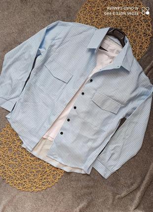Рубашка + футболка