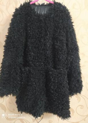 Двухсторонняя куртка пальто