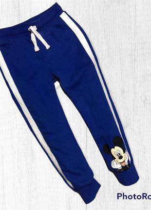 Disney спортивные штаны с рисунком mickey mouse