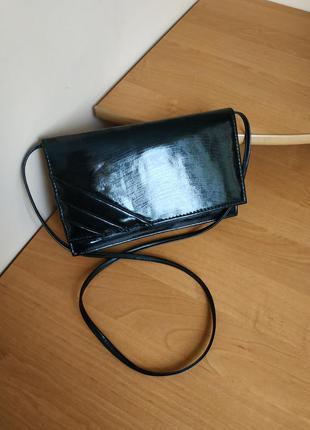 Идеальная сумочка сумка клатч с длинной ручкой