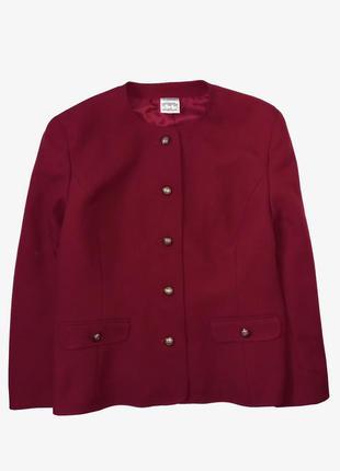 🔥шикарний піджак  з плотної тканини  бренд easlex британія   розмір по бірці 16  заміри   пог 56 довжина 65 рукав 60 плечі 46