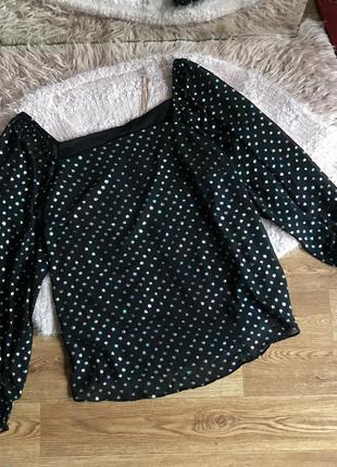 Красивая блуза (16р)2xl
