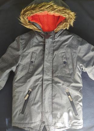 Парка куртка зимняя kiki&koko