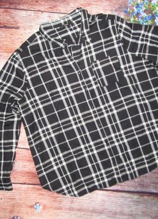 Отличная рубашка на пышные формы