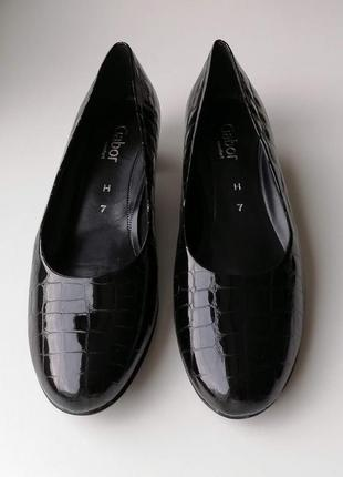 Туфли gabor, размер 41 (европейский 7)