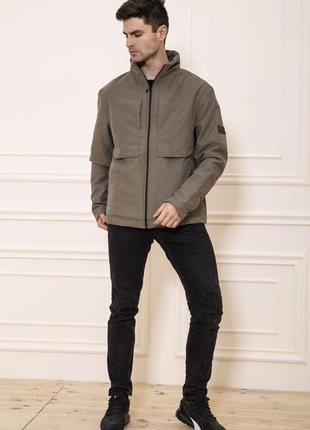 Демми куртка качество супер- s m