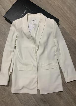Новый пиджак блейзер