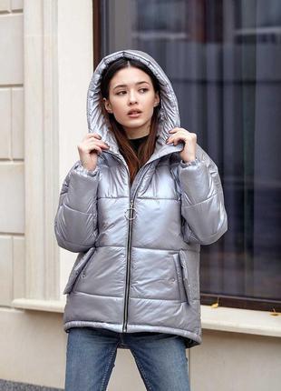Молодіжна куртка євро зима