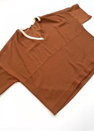 Оверсайз футболка большой размер батал