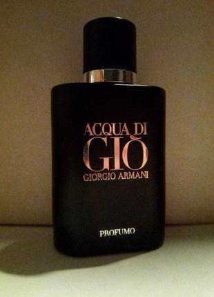 Giorgio armani acqua di gio profumo 100 мл парфюмированная вода