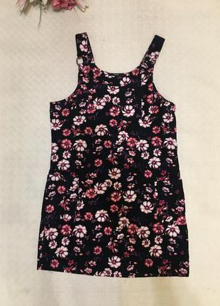 Платье сарафан вельветовый м