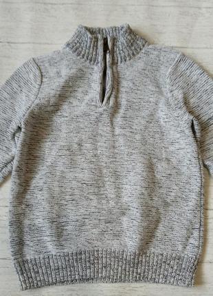 Теплый свитер palomino 116-122