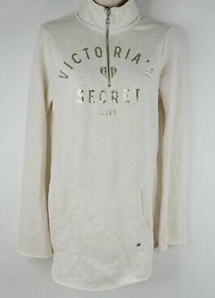 Свитерок удлиненный victoria's secret 46-48 размер