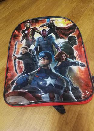 Рюкзак avengers мстители