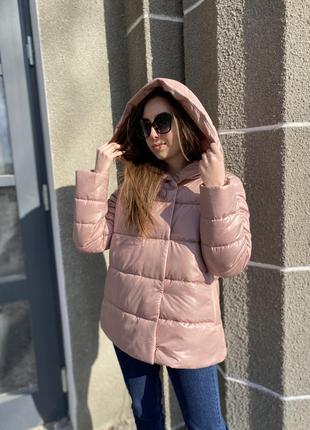Курточка демисезонная, осенняя куртка, женская куртка, куртка демисезонная