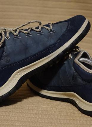 Комбинированные фирменные кроссовки ecco receptor technology  gtx дания. 37 р.