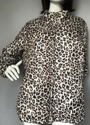 Шикарная лёгкая курточка на синтепоне
