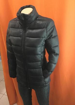 Приталенная демисезонная куртка на синтепоне от ltb