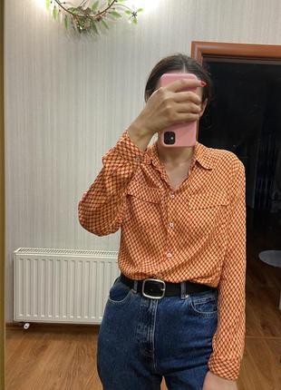 Блуза benneton