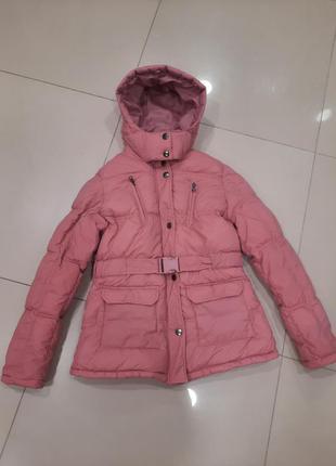 Стильная зефирная куртка