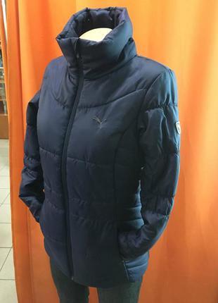 Демисезонная куртка нп синтепоне puma