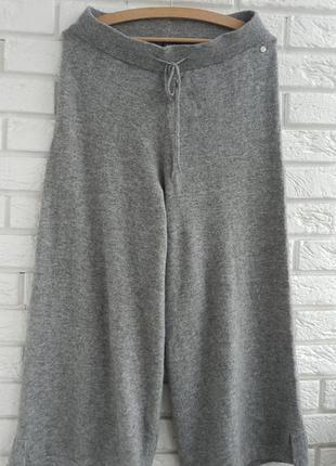 Кашемировые штанишки кюлоты manor