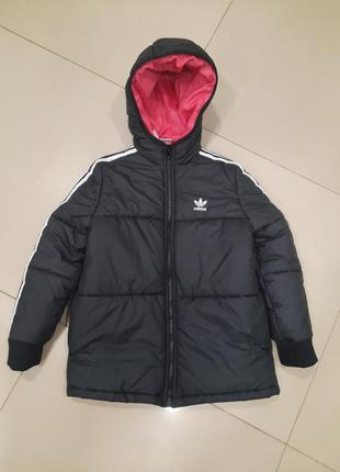 Осенняя тёплая куртка
