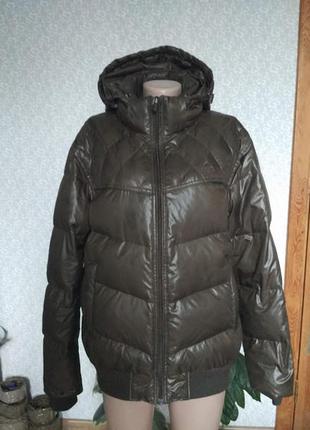 Мужская куртка пуховик peak