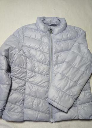 Лёгкий пуховик. детская курточка. курточка осень весна.