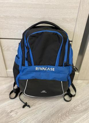 Рюкзак rivacase 20l для ноутбука 15,6 дюймов