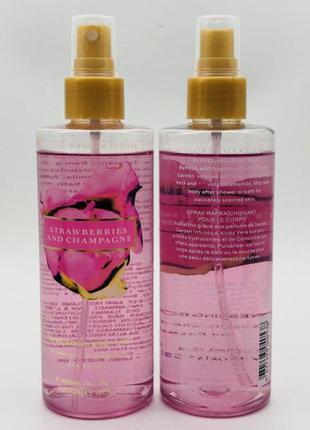 Парфюмированный спрей для тела victoria's secret