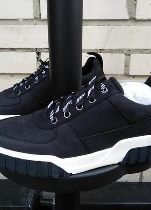 Кроссовки кожаные итальянского бренда diesel s rua lc w y01823 италия европа оригинал