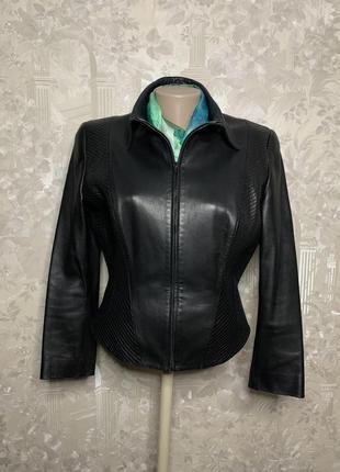 Кожаная куртка jasper contan