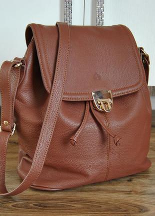 Кожаная сумка domo / шкіряна сумка