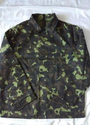 Камуфляжная куртка, мужская новая р-р 52-54