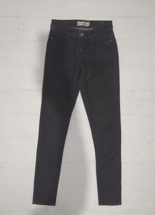 Черные джинсы, отличный вариант для школы