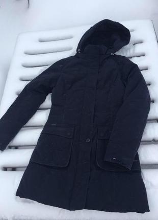 Парка куртка tommy hilfiger зимняя