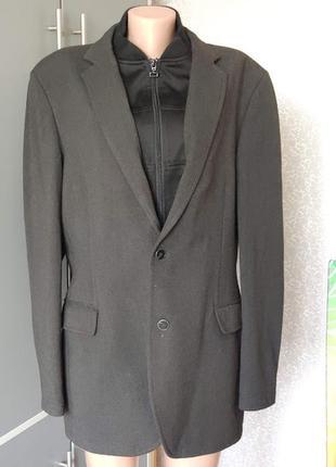 Мужское пальто пиджак куртка . фирменный, р-р 50