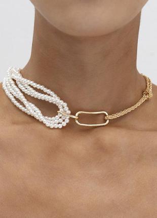 Ожерелье abaccio p337